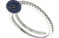 JOOLS Δαχτυλίδι από Ασήμι 925