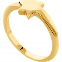 HONOR Δαχτυλίδι από επιχρυσωμένο Ασήμι 925 HONORR18