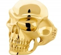 HONOR Δαχτυλίδι από επιχρυσωμένο Ασήμι 925 Past Life HONORR30