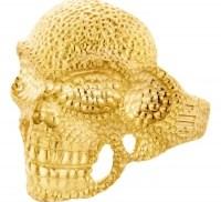 HONOR Δαχτυλίδι από επιχρυσωμένο Ασήμι 925 Past Life HONORR31