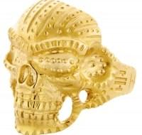 HONOR Δαχτυλίδι από επιχρυσωμένο Ασήμι 925 Past Life HONORR32