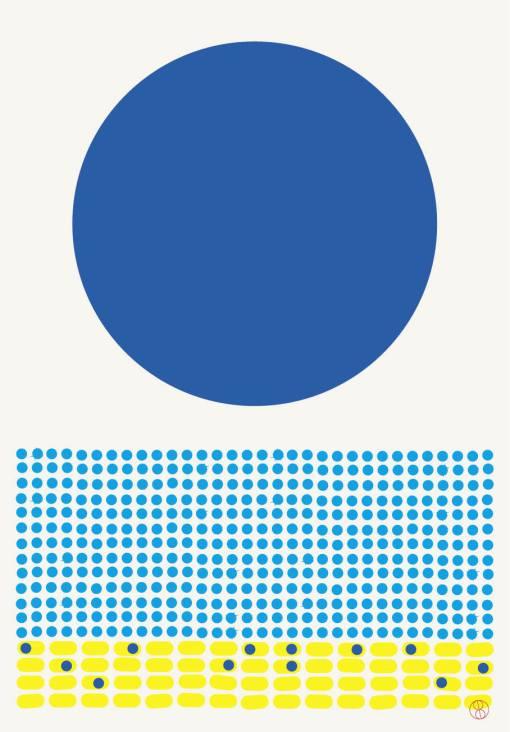 Cytokinese, 2020, New Media Art, 45 x 30 cm