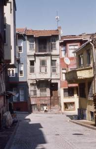 The face of Old Istanbul