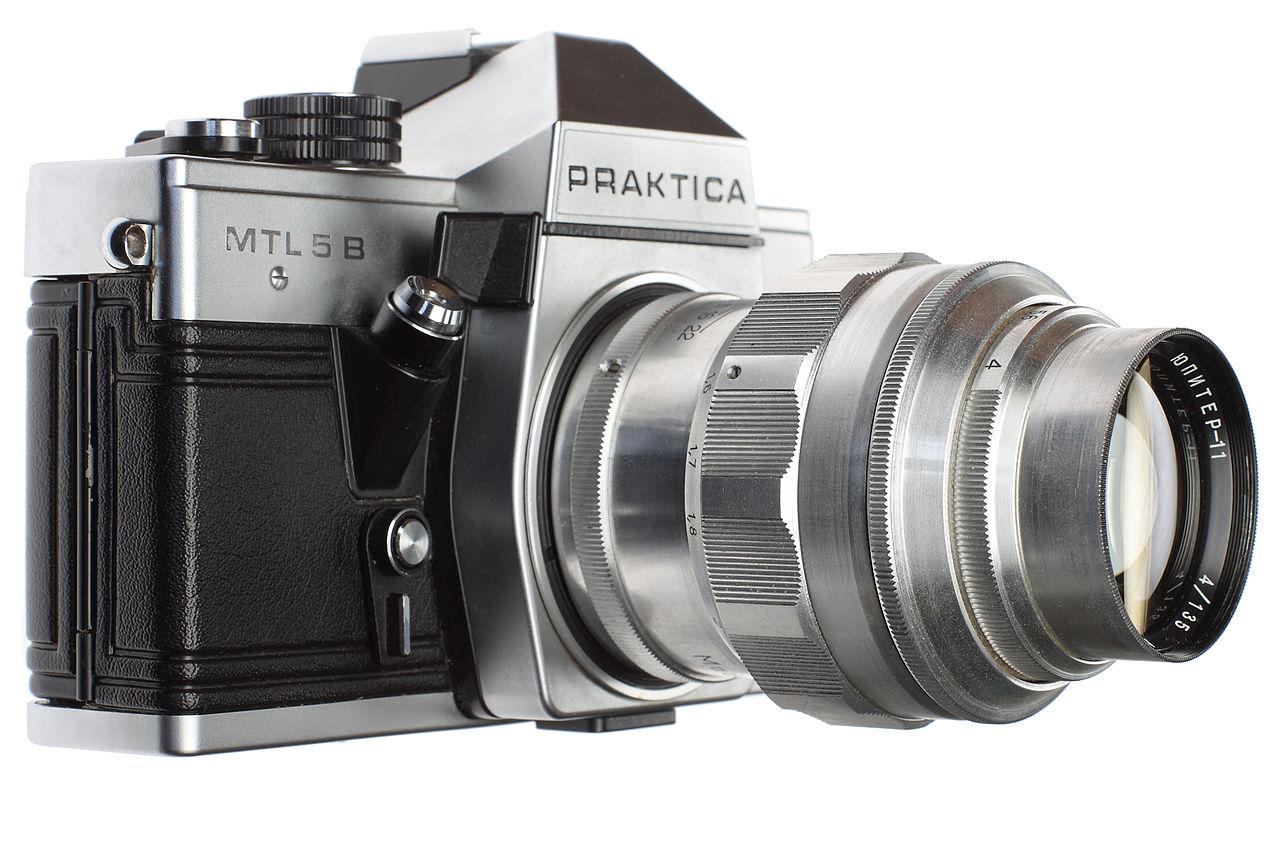 Special offer germany praktica mtl camera function normal split
