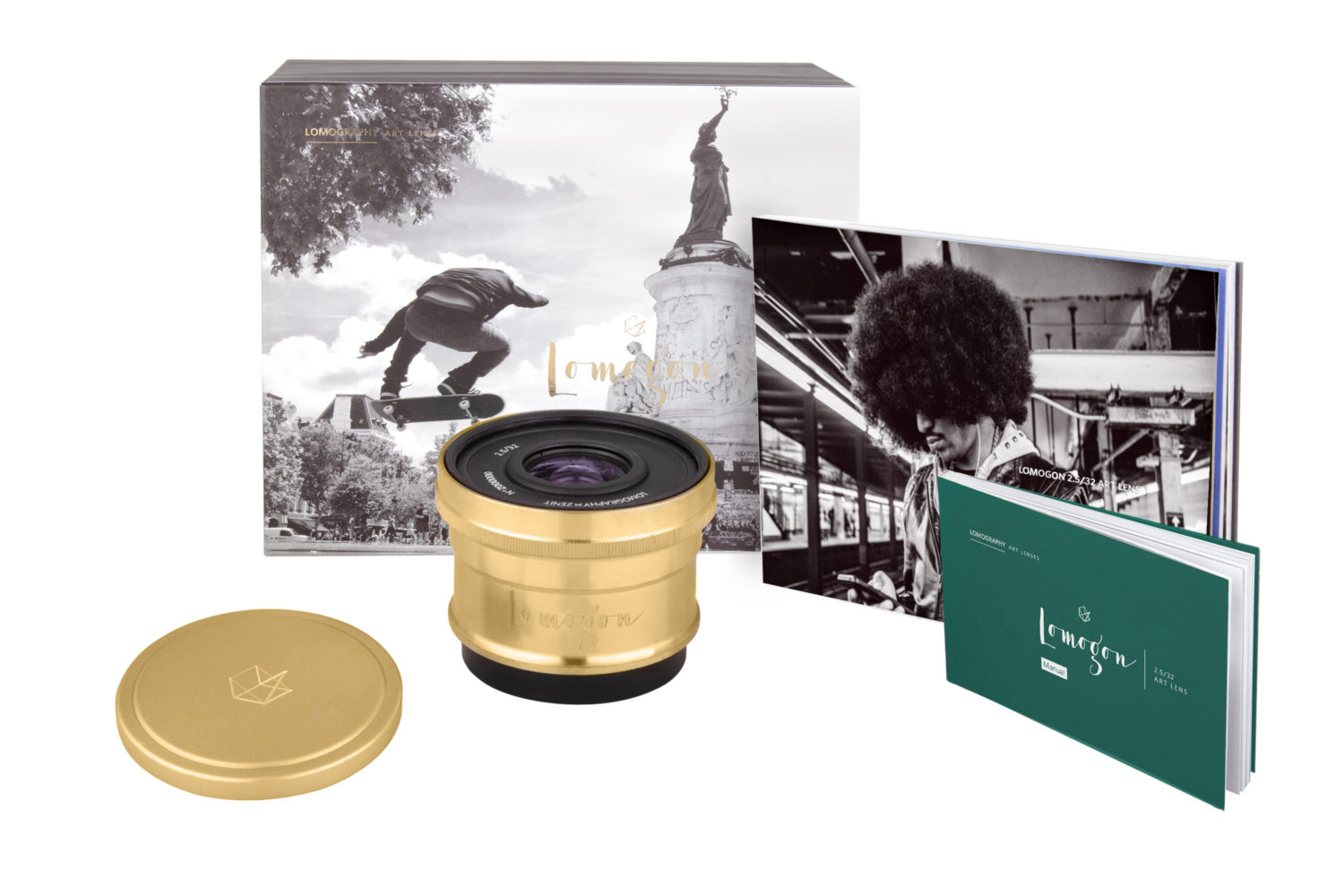 Lomography launches Lomogon art lens