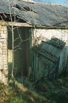 4. Barn door