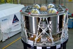 Model testowy modułu ESM statku Orion / Credit: Airbus Defence and Space SAS 2015