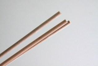 6mm Buchenrundstäbe