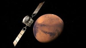 Mars Express u Marsu