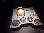 Palubní deska, prezentovaná z mise Vostok, ale možná pozdější