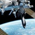 Takto si Dream Chaser u ISS představuje Mack Crawford.