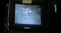 Autentický záběr na monitor TORU během onoho nešťastného experimentu