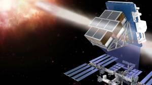 Představa přístroje LEAP (A LargE Area burst Polarimeter)