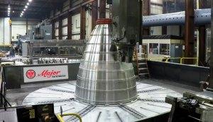 Certifikační tryska 6001 určená pro restart výroby, březen 2020.