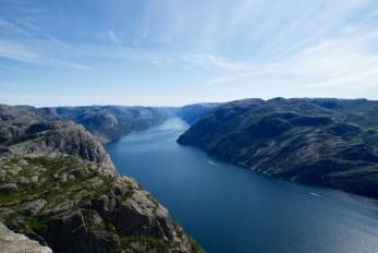 Mit dem VW Bus durch Süd-Norwegen