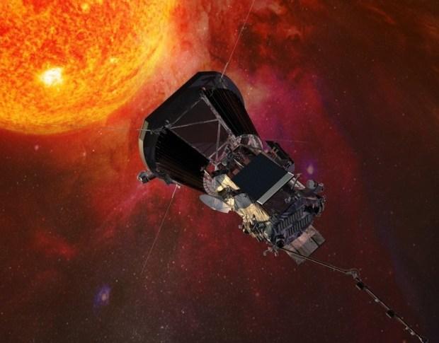 В NASA раскрыли подробности «солнечной» миссии 2018 года