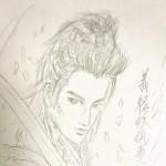 『義経妖狐夢幻桜』朝美絢の先行画像スケッチ&見どころなど