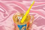 コチラのコップ・歯ブラシ