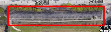 宗春ゾーン-駐車場01-二の丸東駐車場02