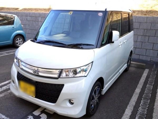 Suzuki palettesw01
