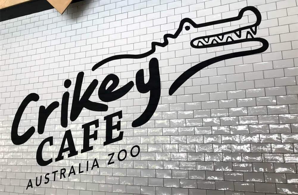 Australia Zoo でおすすめのカフェ『Crikey Cafe』の写真