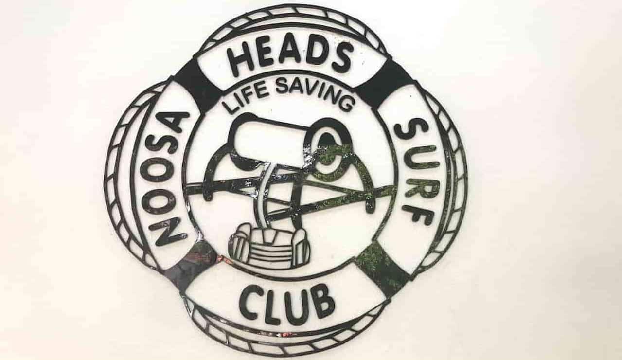Noosa のランドマーク『Noosa Heads Surf Club』の写真