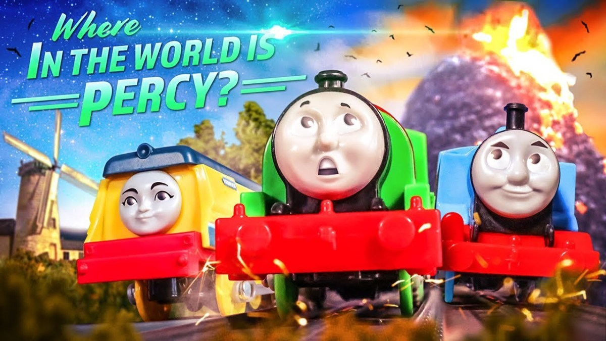 Put Upon Percy | Where in the World is Percy #1 | Thomas & Friends − 子育て・育児支援 総合情報局 - WIKI