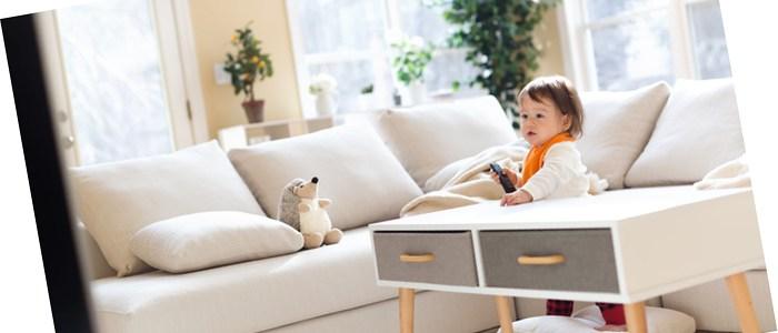 乳幼児とテレビ