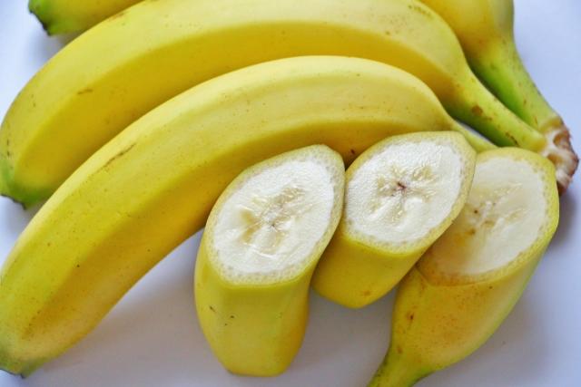 バナナ 盛り付け