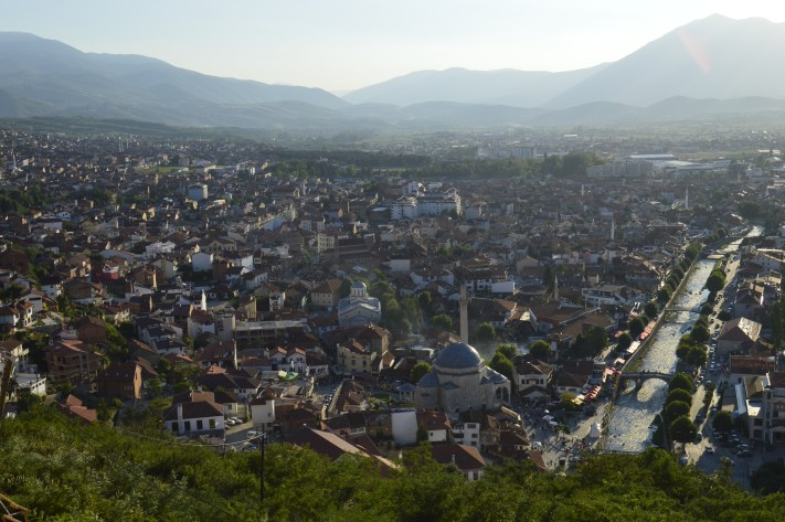 Visit beautiful Prizren: the old Kosovo city