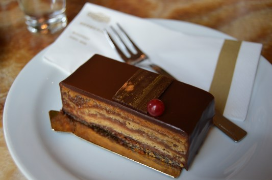 Gerbeaud Pastry, Budapest