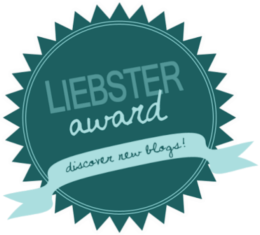 2017 Liebster Award Nomination