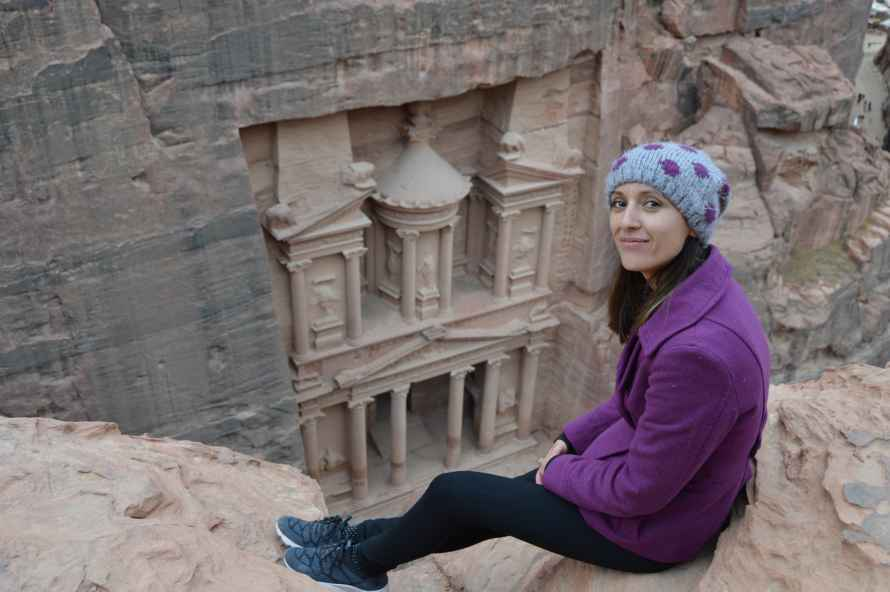 They said don't go to Jordan – it's unsafe!