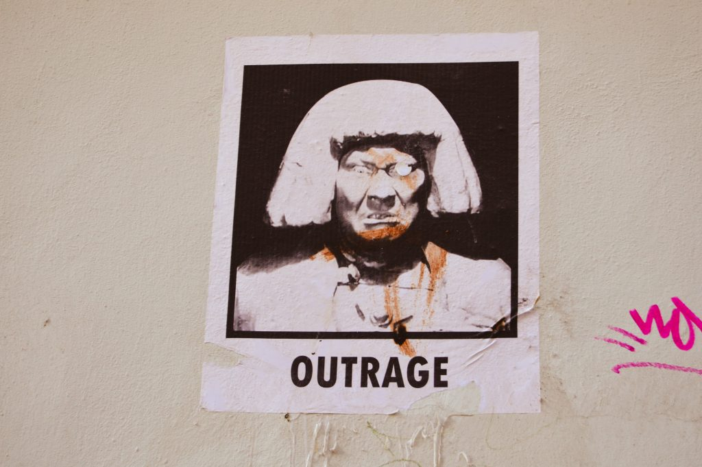 Outrage in Prague