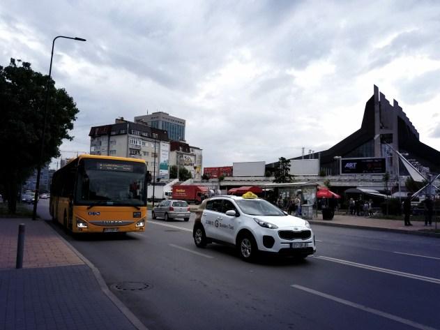 A guide to public transport in Pristina, Kosovo