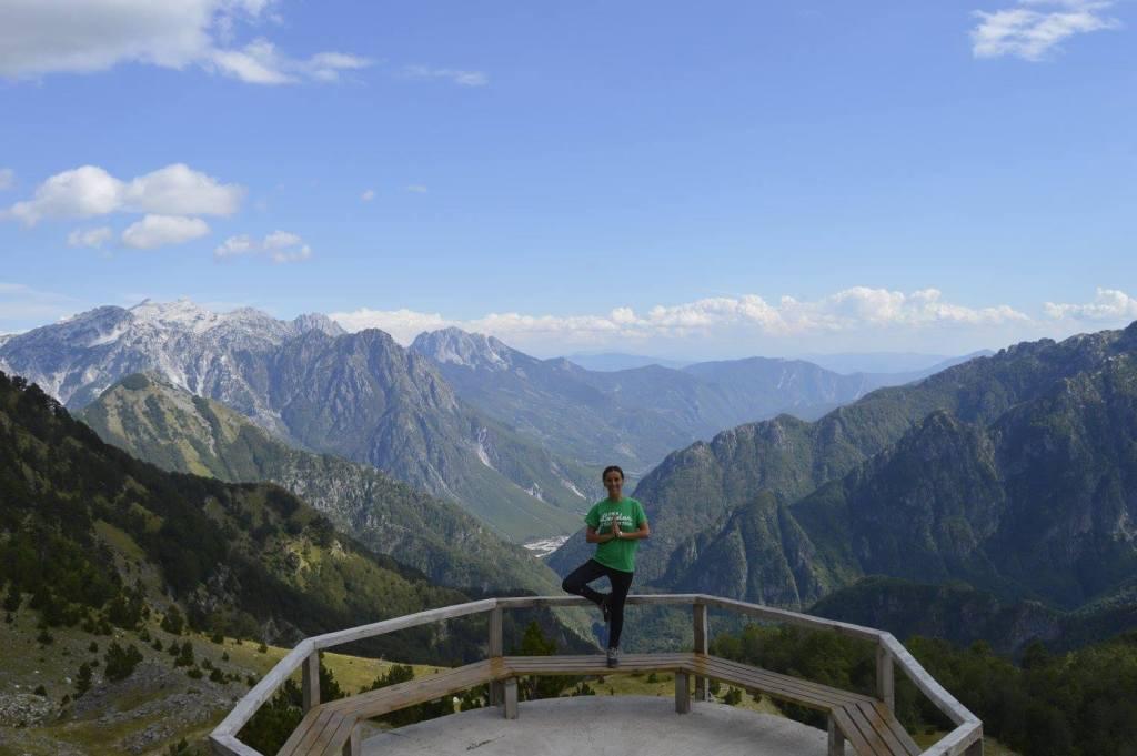 Theth to Valbona hike
