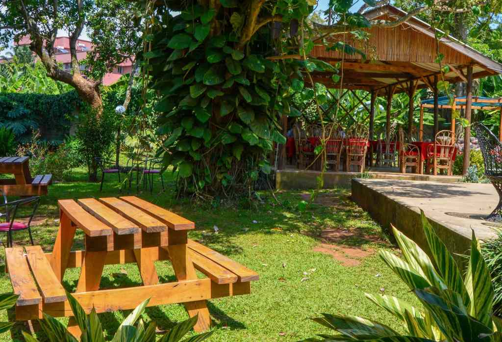Anna's Corner, Entebbe, Uganda