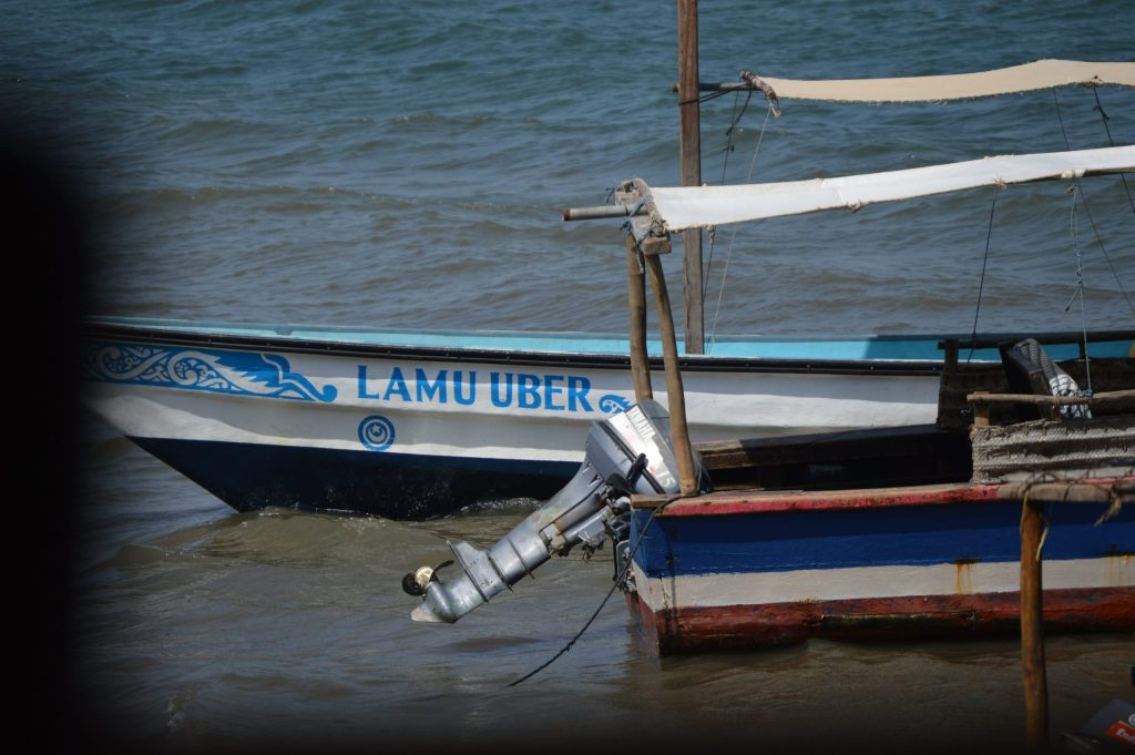 Lamu uber