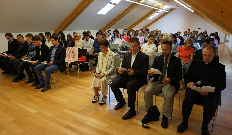 Obilježavanje Biskupijskog dana i dodjela biskupijske medalje s poveljom zahvalnosti prof. Ljubi Šolić