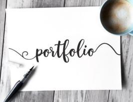 Δημιουργήστε το επαγγελματικό σας πορτφόλιο σε 7 ημέρες
