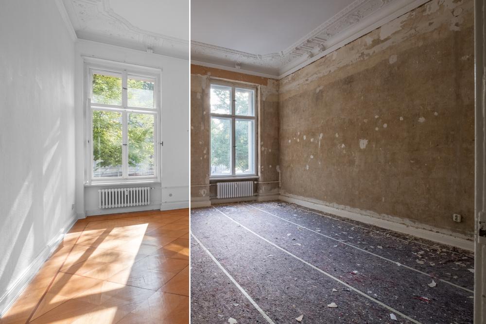 Wohnung renovieren  Kostenfaktoren Preisbeispiele Spartipps und mehr