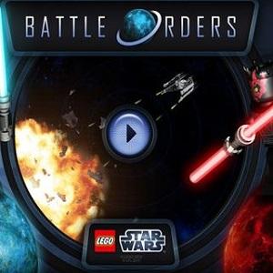 Lego Star Wars Battle Orders