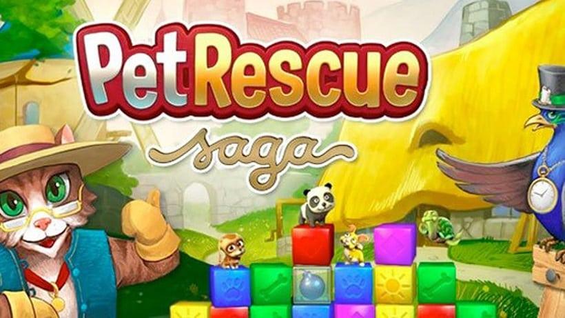 Pet Rescue Saga hat eine neue Episode erhalten!