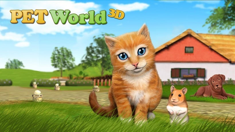Pet World 3D Mein Tierheim