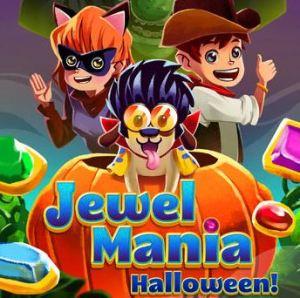 Jewel Mania Halloween