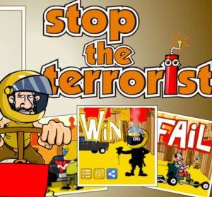 Stop the Terrorist