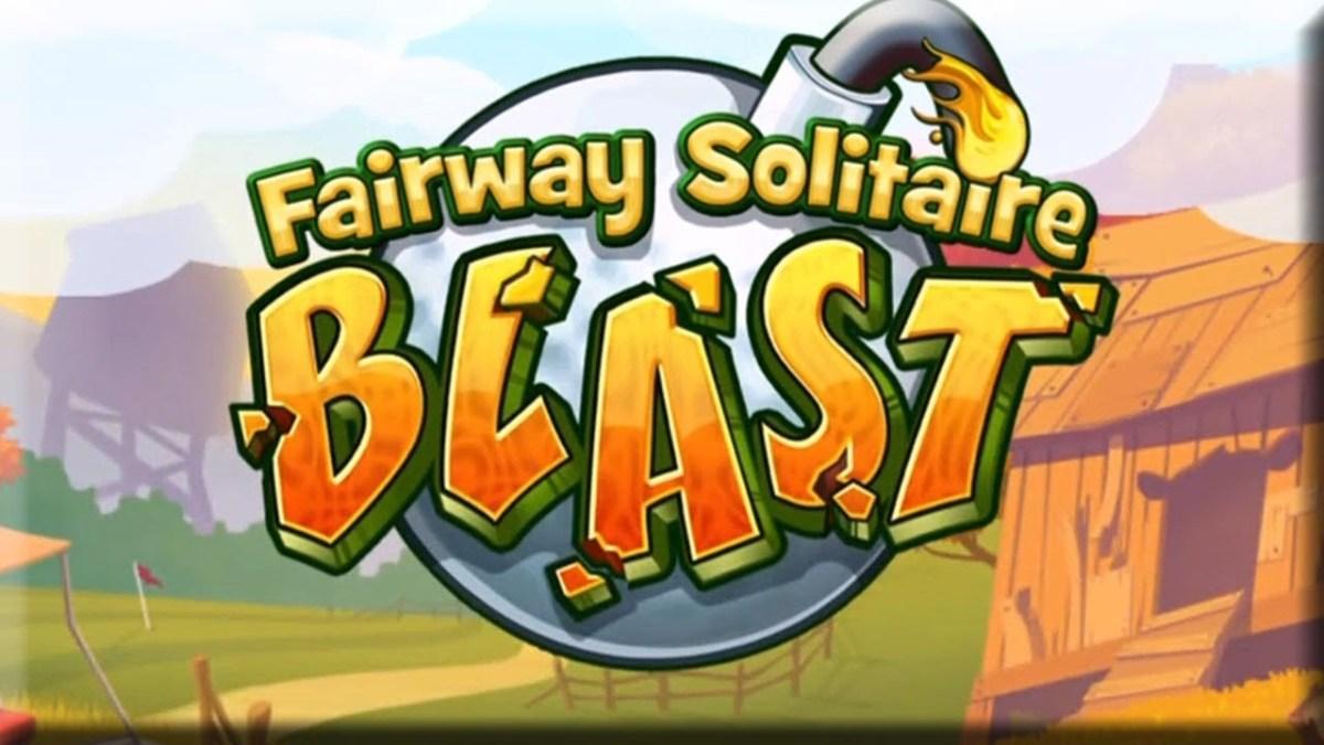 Fairway Solitär Blast ist eines der besten Solitaire-Games