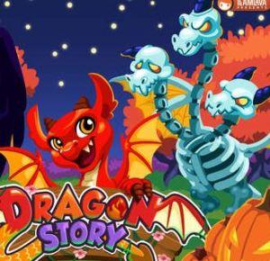 Dragon City Halloween