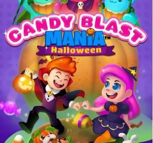 Candy Blast Mania Halloween