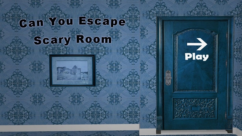 Can You Escape Scary Room 3